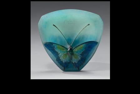 Amalric WALTER         :           Vide poche au papillon