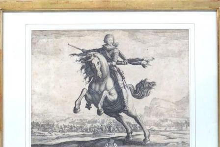 Jacques CALLOT       :  Le Prince de Phalsbourg