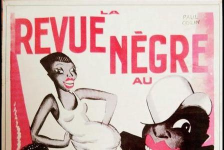 Paul COLIN         :       La revue nègre au music-hall des Champs-Elysées