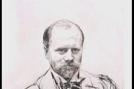 Emile FRIANT       :  Autoportrait