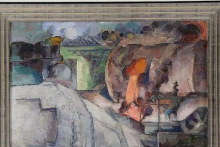 Victor GUILLAUME       :    La Coulée d'acier