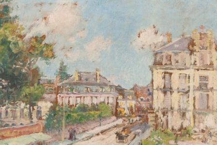 Charles MEIXMORON de DOMBASLE       :  Luxeuil