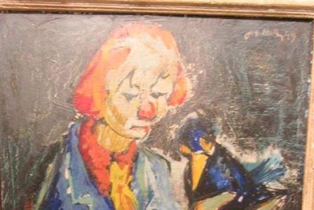 Jean-Etienne MULLER       :  Clown