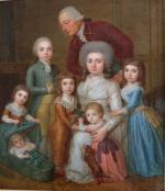 Nicolas de MIRBECK       :  La famille de Ligniville