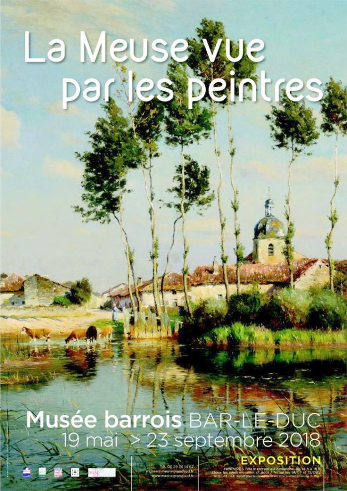 Exposition : La Meuse vue par les peintres