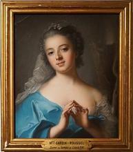 Catherine-Amélie ROUSSEL       :  Dame du temps de Louis XVI
