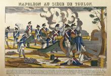 "Jean Charles PELLERIN  ""Napoléon au siège de Toulon"""