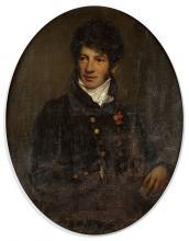Portrait de J.B. ISABEY